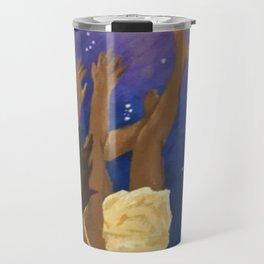 Drowning Travel Mug