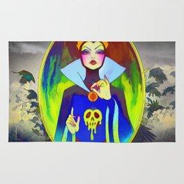 The Evil Queen Rug