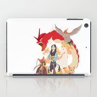 mulan iPad Cases featuring Team Mulan by Citron Vert