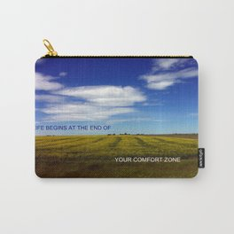 When Life Begins Carry-All Pouch