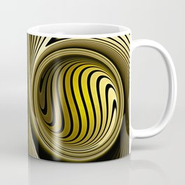 Turning into gold Coffee Mug