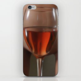 Red Red Wine iPhone Skin