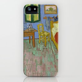 The Bedroom, Vincent van Gogh  iPhone Case
