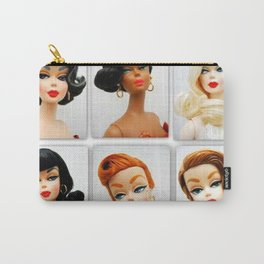 Doll Faces Carry-All Pouch