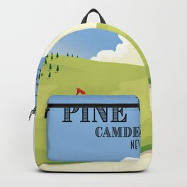 Pine Valley Camden County Golf Backpack