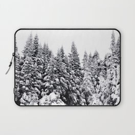 Snow Day Has Come Laptop Sleeve