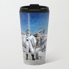 Playa Landing Metal Travel Mug