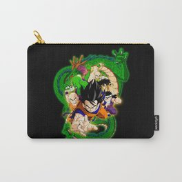 Goku and Friends Carry-All Pouch
