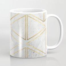 gOld rhombus Coffee Mug