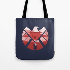 The Captain (SHIELD) Tote Bag
