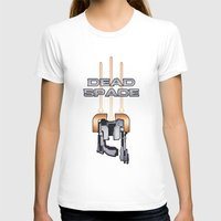 dead space T-shirts featuring Dead Space by Spiritius