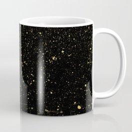 Paint Splatter night sky Coffee Mug