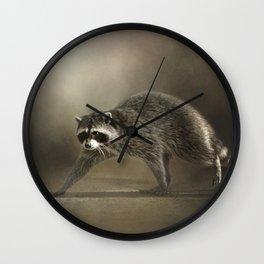Midnight Marauder 11 Wall Clock