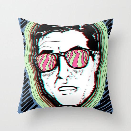 Fix Your Eyes! Throw Pillow