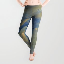 copper wave Leggings