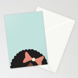 BOW Down Stationery Cards