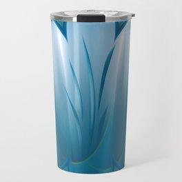 Color Meditation - Blue  Travel Mug
