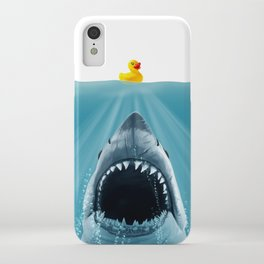Save Ducky iPhone Case