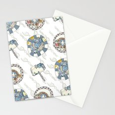 Vintage Avengers Stationery Cards