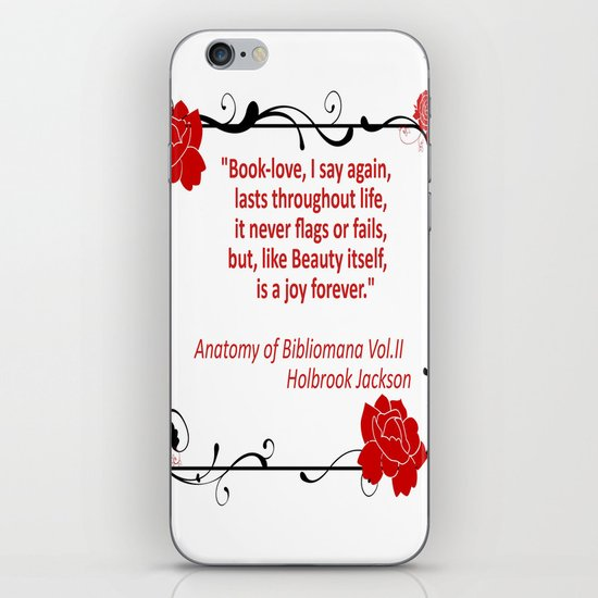 Collect Books - Arnold Bennett iPhone & iPod Skin