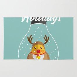 Merry Christmas Ducky Pt.2 Rug