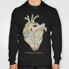 A Traveller's Heart (UK) Hoody