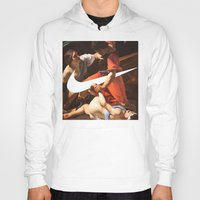 nike Hoodies featuring Fight Nike by CHESSOrdinary