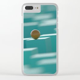 3spheres Clear iPhone Case