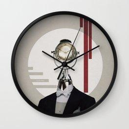 Spotlight ... Wall Clock