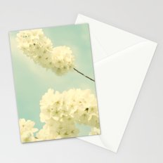 The Blossom and the Bee Stationery Cards