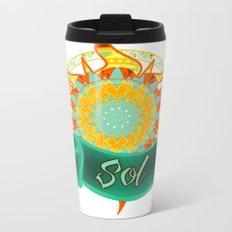 Sol Metal Travel Mug
