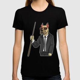 Billiard Cue Game Sport Funny Humor Gift T-shirt
