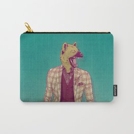 Elwood the Hyena Carry-All Pouch