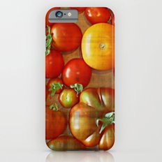 Heirloom Tomatoes iPhone 6s Slim Case