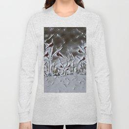 """""""Paper Winter"""" Long Sleeve T-shirt"""