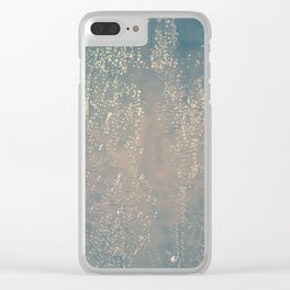 #137 Clear iPhone Case