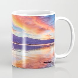 Mono Lake Sunset Coffee Mug