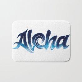 Wave Aloha Bath Mat
