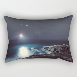 Mysterious Light Rectangular Pillow