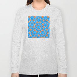 Penrose Tiling Pattern Long Sleeve T-shirt