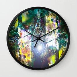 """The Wishing Tree"" Wall Clock"