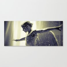 Noir Redux Canvas Print