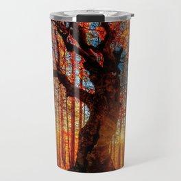 Majestic woods Travel Mug