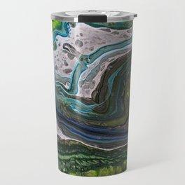 Tiny Blue Threads Travel Mug