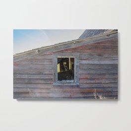 Adam Hoffman Homestead 23 Metal Print