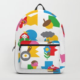 ABCs Gumball Backpack