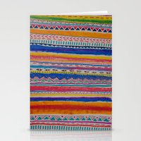 decal Stationery Cards featuring TRIBAL CRAYON / by Vasare Nar