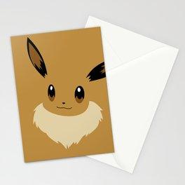 Eevee PKMN Stationery Cards