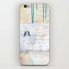 CITYBIRDS iPhone & iPod Skin
