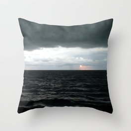 Dark Skies Throw Pillow